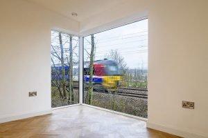 Train building picture ashfield